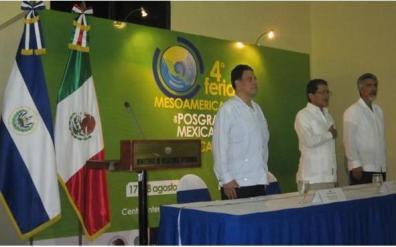 Gracias a la colaboración académica, se espera que estudiantes y profesionistas salvadoreños realicen estudios de alta especialidad en México.