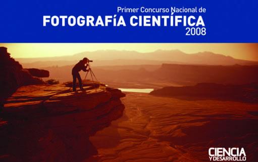 Primer Concurso Nacional de Fotografía Científica 2008